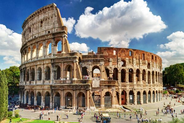 CIRCUITOS POR EUROPA - ITALIA. VIAJES 500 MILLAS