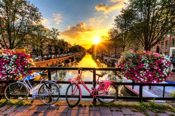 Experiencia en Amsterdam. Viajes 500 Millas