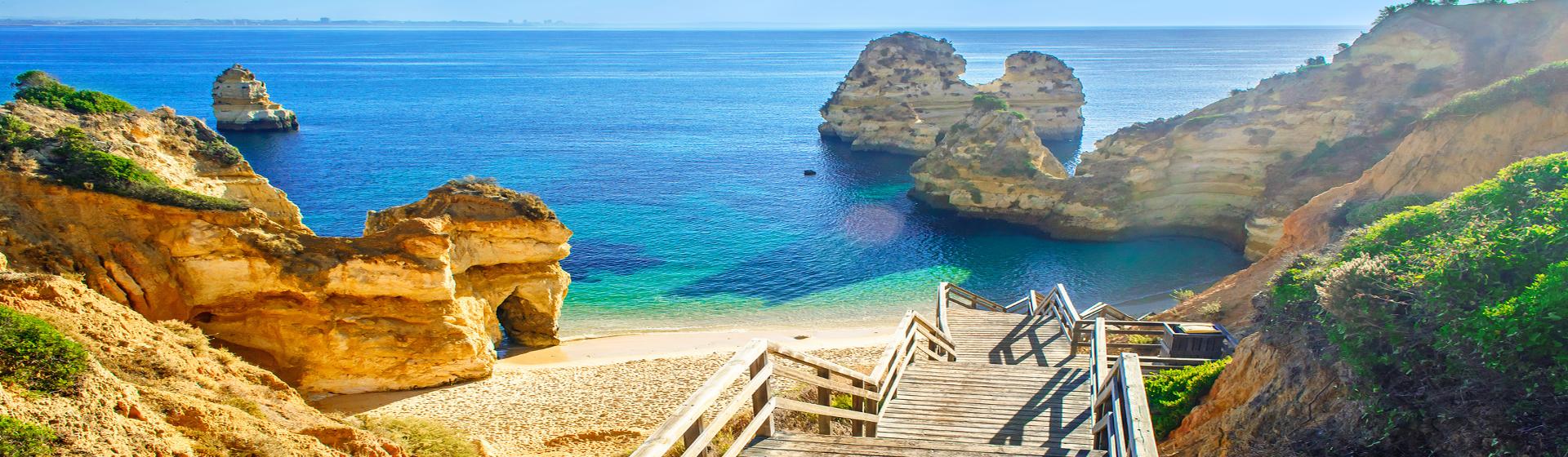 Despedida de soltero en Albufeira. Despedida de soltera en el Algarve, Portugal. Viaje a Albufeira.