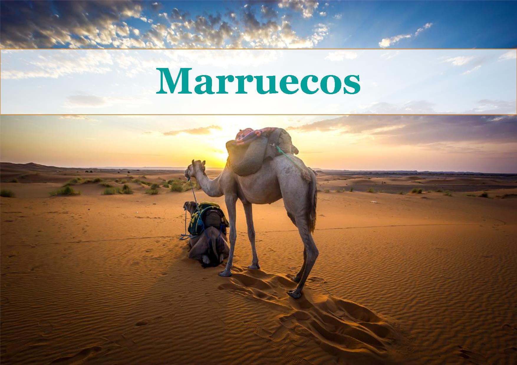 marruecos. Viaje a Marruecos, Marrakech.