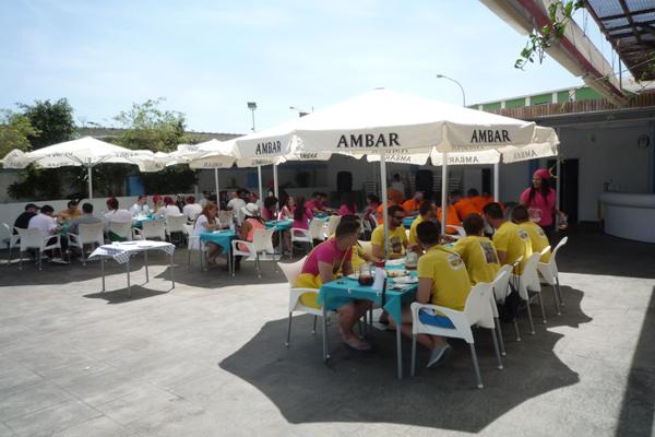 Restaurante con barra libre en Valencia. Despedida de soltero y soltera en Valencia, España.