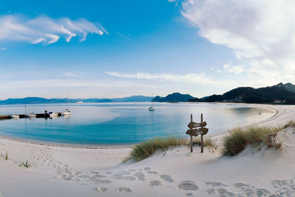 Despedida de soltero en las Islas Cíes. Despedida de soltero y soltera en Vigo, Galicia.